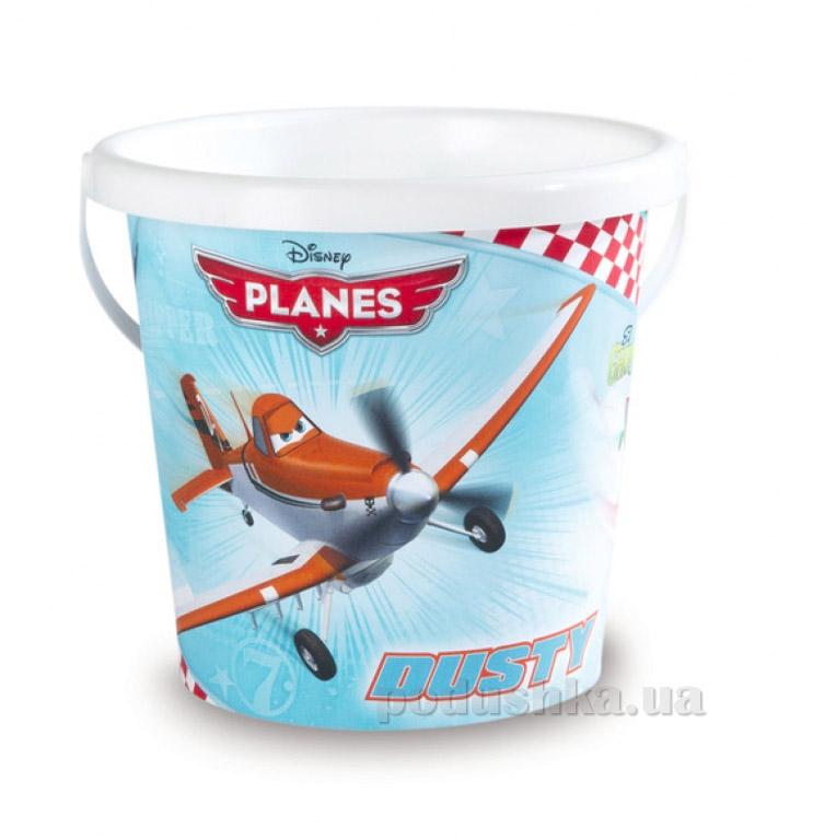 Ведерко для игры с песком Smoby Planes 16 см 040272