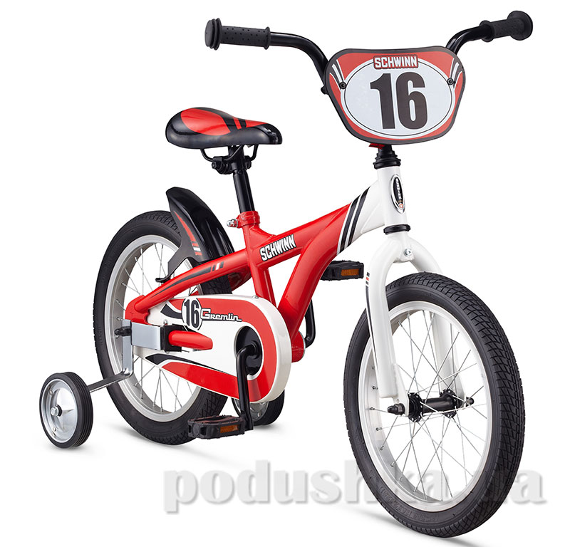 Велосипед 16 Schwinn Gremlin Boys 2014 red