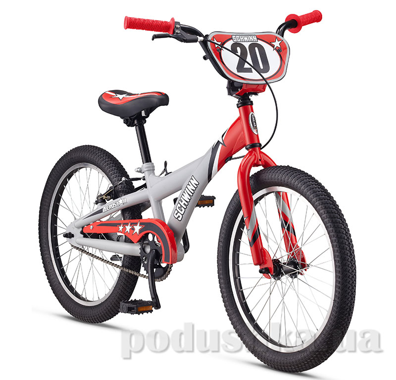 Велосипед 20 Schwinn Aerostar Boys 2014 red