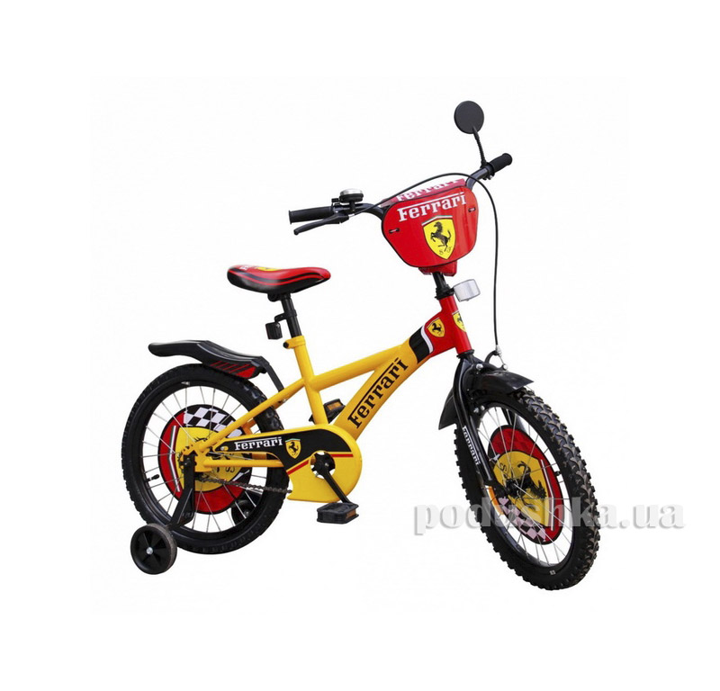 Велосипед 2-х колесный 16' Jambo 111605