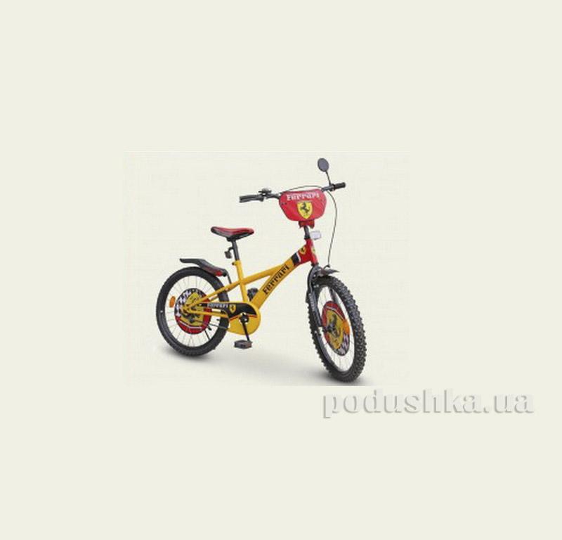 Велосипед 2-х колесный 18 Jambo 111808 Ferrari