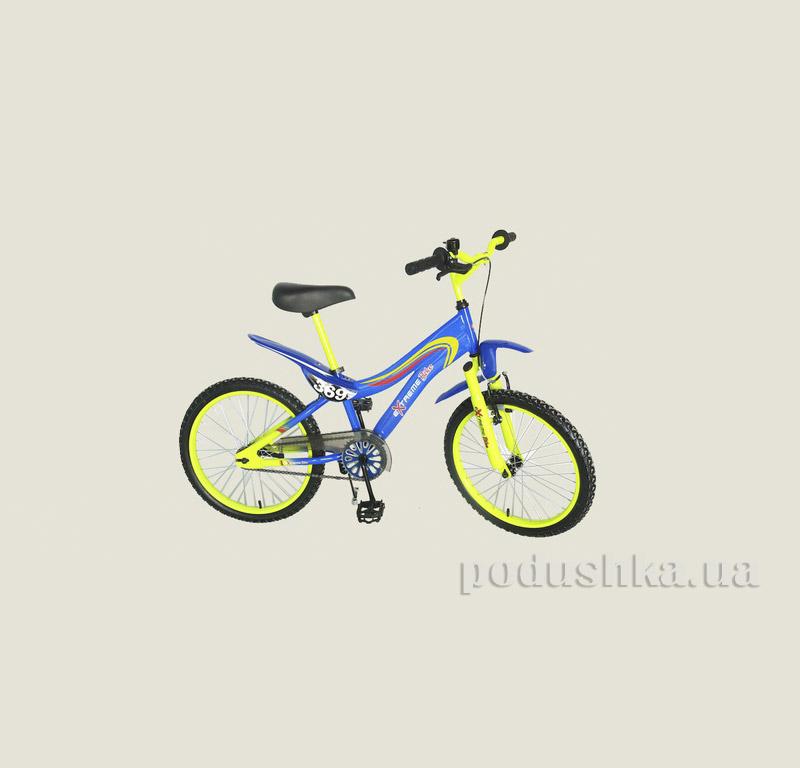 Велосипед 2-х колесный 18 Jambo 141801-Y