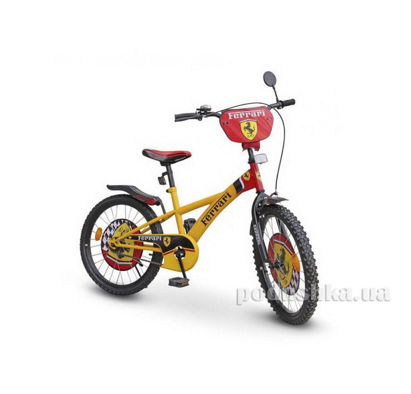 Велосипед 2-х колесный 20 Jambo 112001