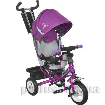 Велосипед 3-х колесный Mini Trike 950D фиолет/сир