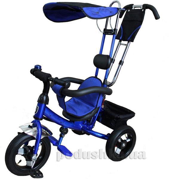 Велосипед 3-х колесный Mini Trike Mars LT950 air синий