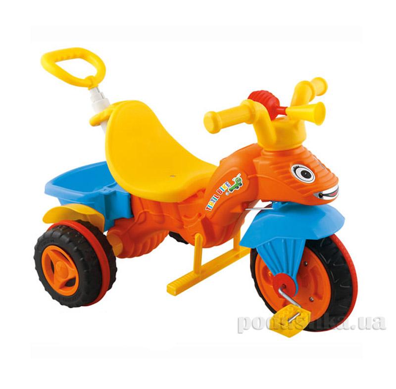 Велосипед 3-х колесный Pilsan Катерпилар 07-128