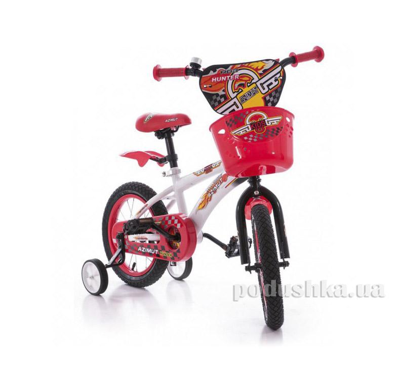 Велосипед Azimut Hunter 16 Красный