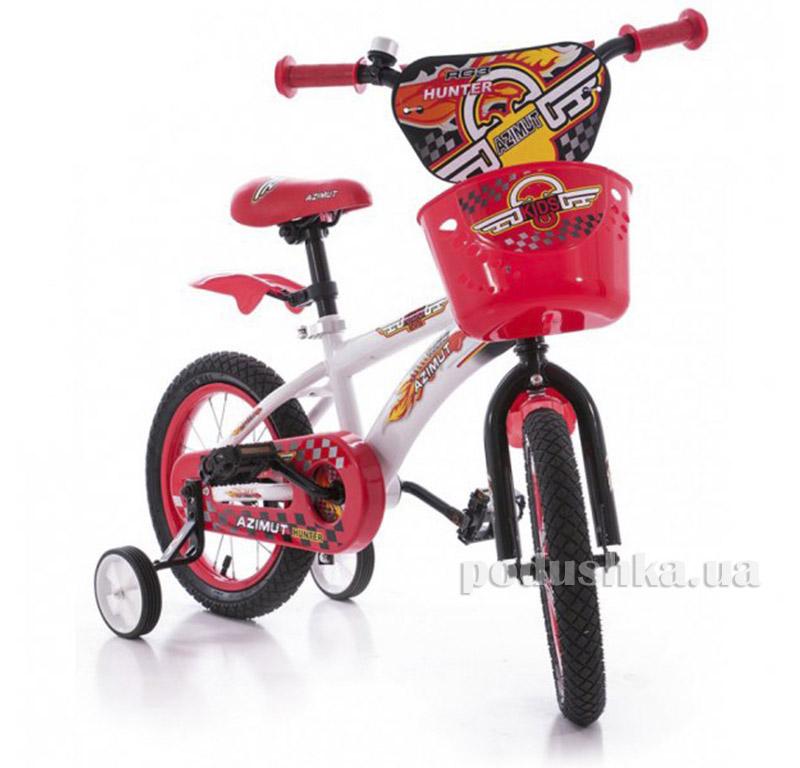 Велосипед Azimut Hunter Красный 00000094711   Azimut
