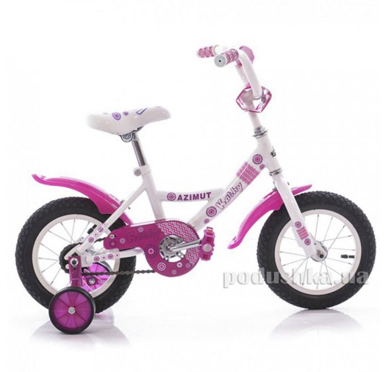 Велосипед Azimut Kathy Бело-розовый 00000094721