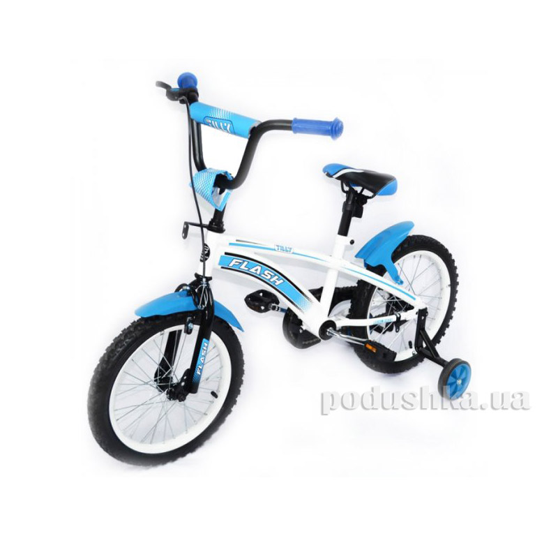 Велосипед Baby Tilly Flash 16 Blue BT-CB-0042