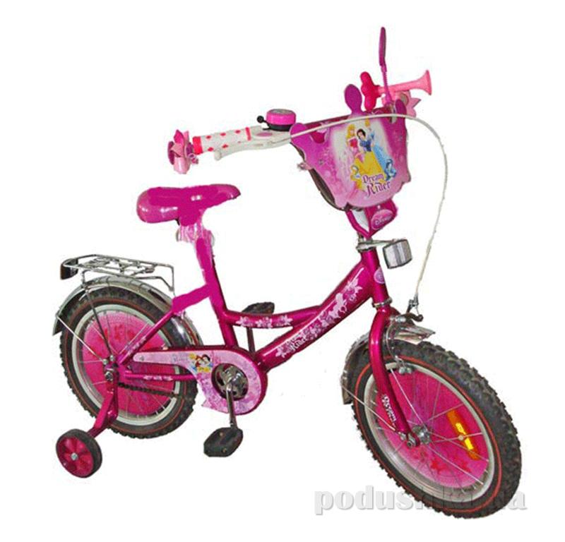 Велосипед детский 2-колесный - Принцессы (диаметр колеса 14 дюймов)