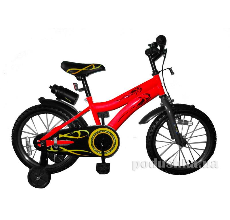 Велосипед двухколёсный Red/black BabyHit Condor 10172