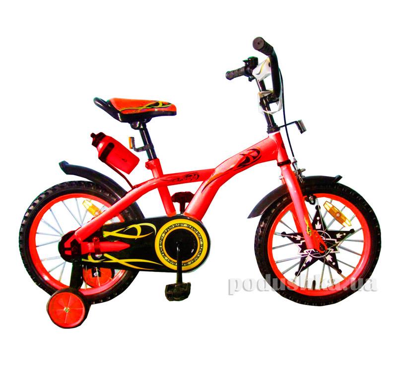 Велосипед двухколёсный Red/black BabyHit Eagle 10175