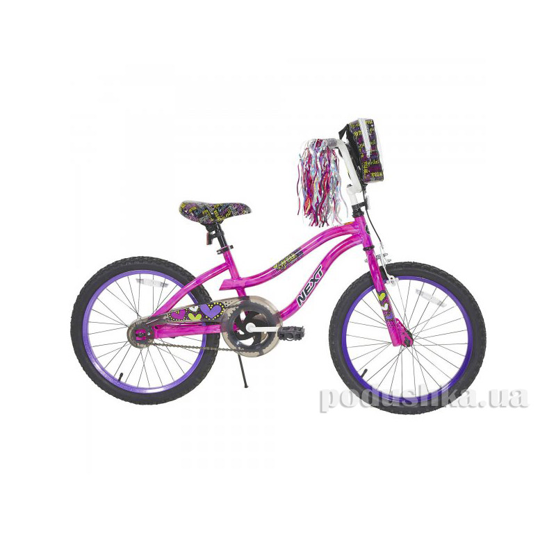 Велосипед Next 20 Next Girls Girl Talk Violet