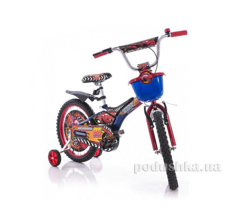 Велосипед Pilot 14 Тачки Синий Azimut