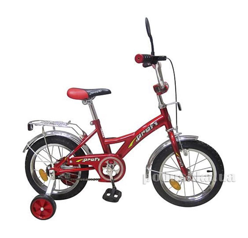 Велосипед Profi 16 P 1631 Красный