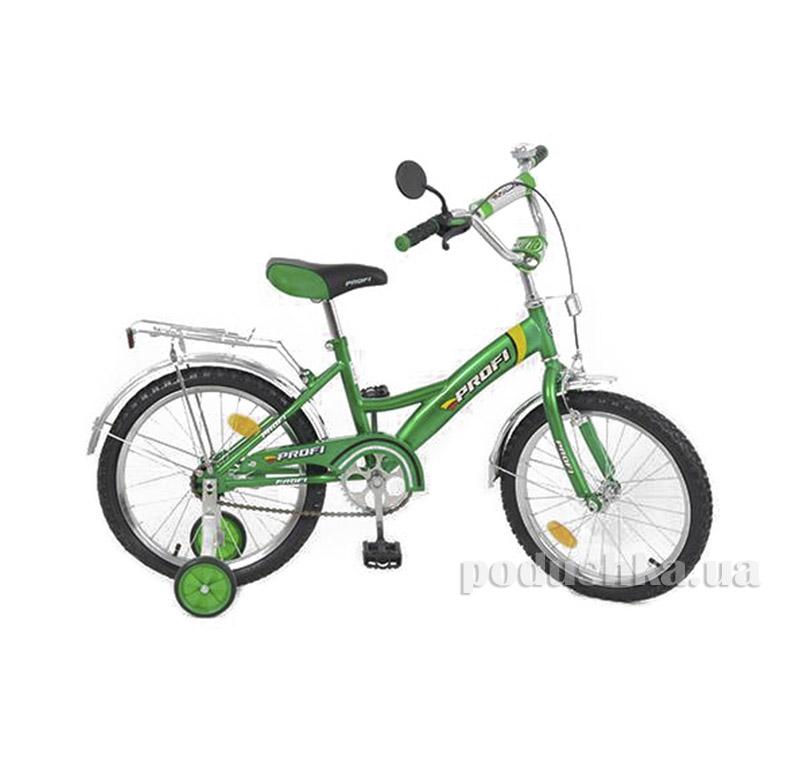 Велосипед Profi 18 P 1832 Зеленый