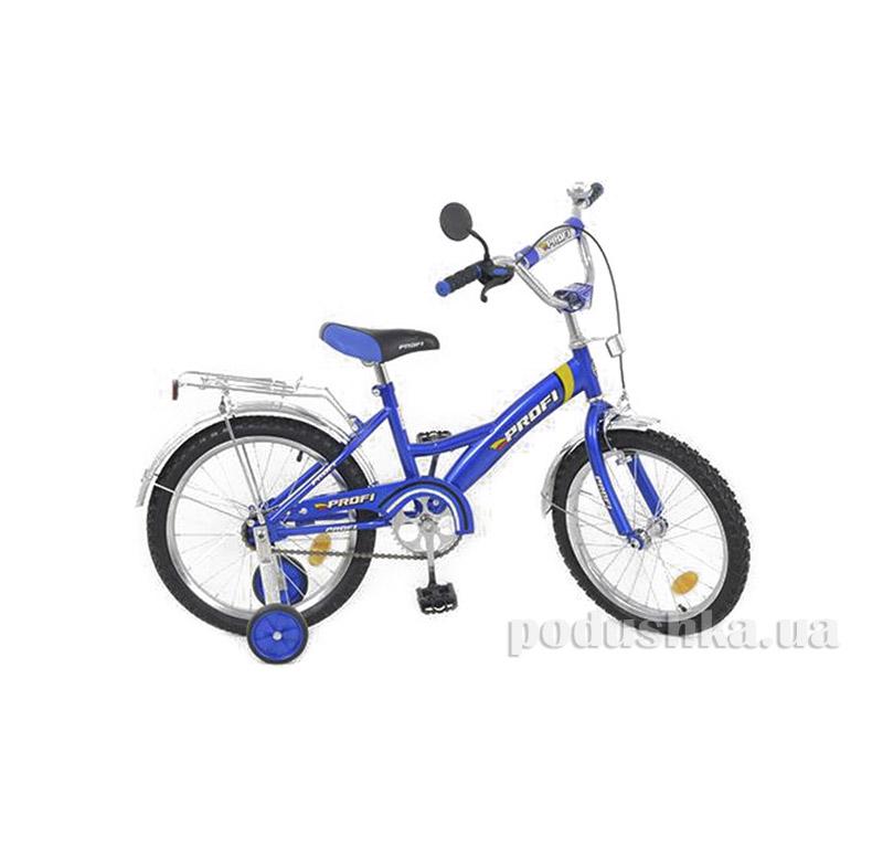 Велосипед Profi 18 P 1833 Синий