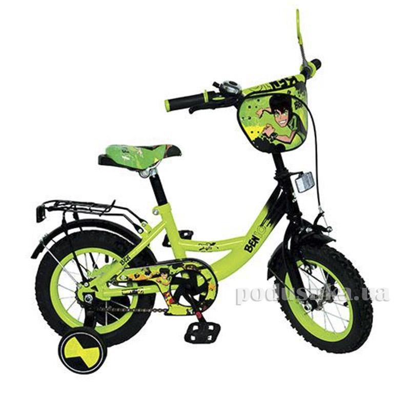 Велосипед Profi Trike 12 BN 0038 Ben 10