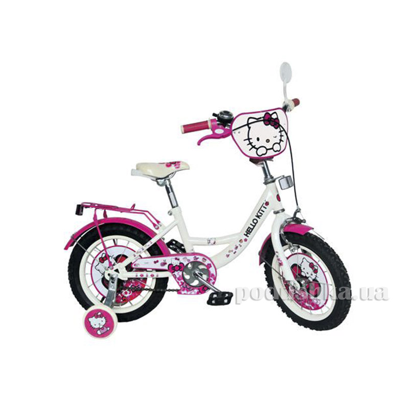 Велосипед Profi Trike 12 HK 0073 Hello Kitty