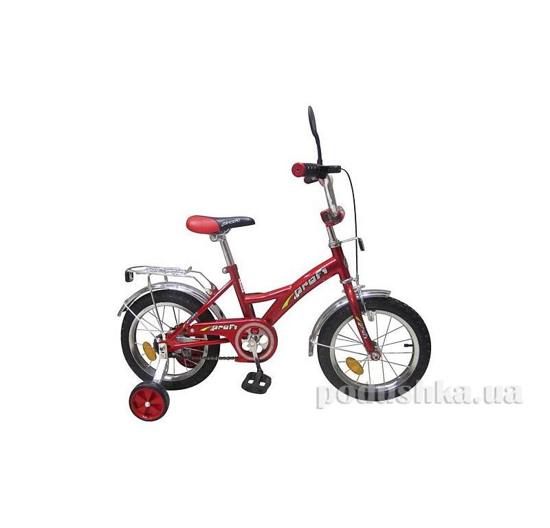 Велосипед Profi Trike 12 P 1231 Красный