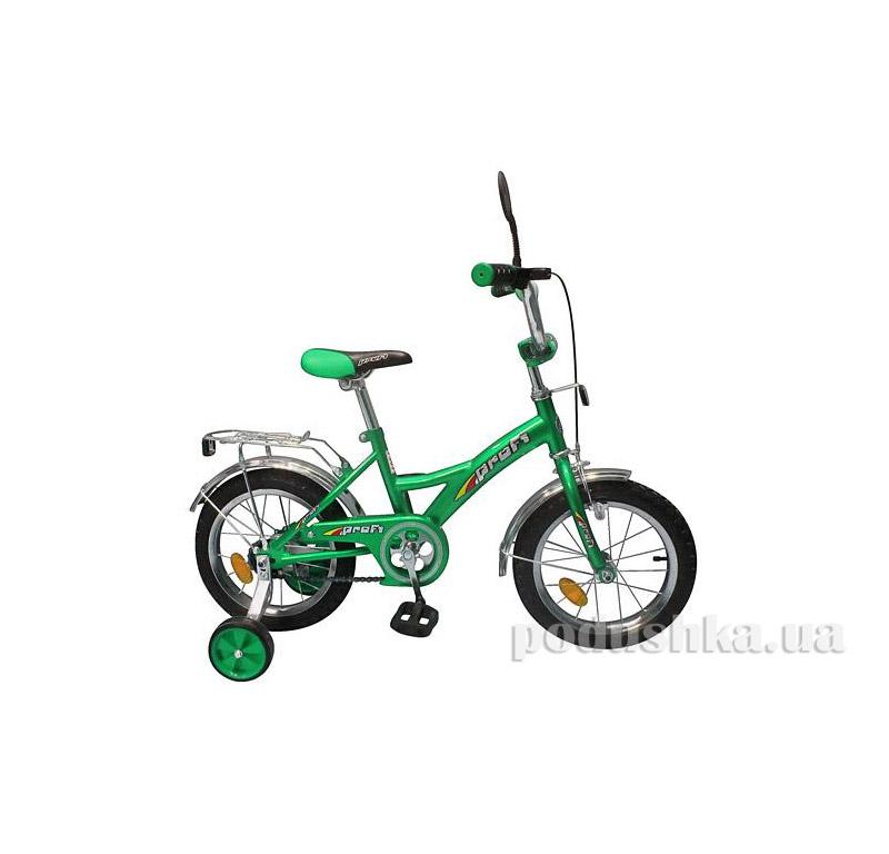 Велосипед Profi Trike 12 P 1232 Зеленый
