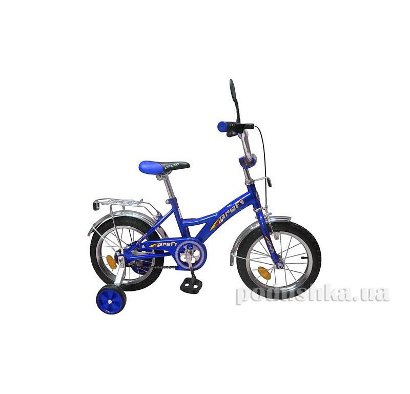 Велосипед Profi Trike 12 P 1233 Синий