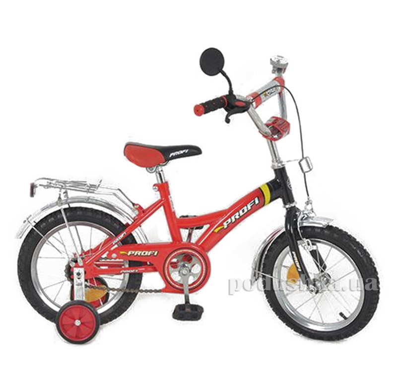 Велосипед Profi Trike 12 P 1236 Красно-черный