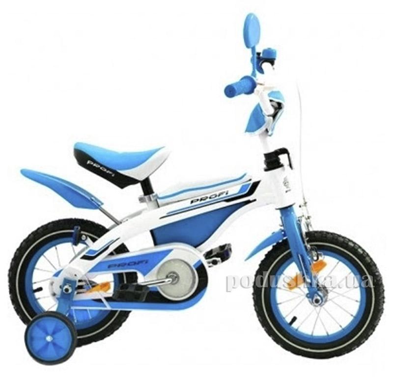 Велосипед Profi Trike 12BX405-1 12 Бело-голубой