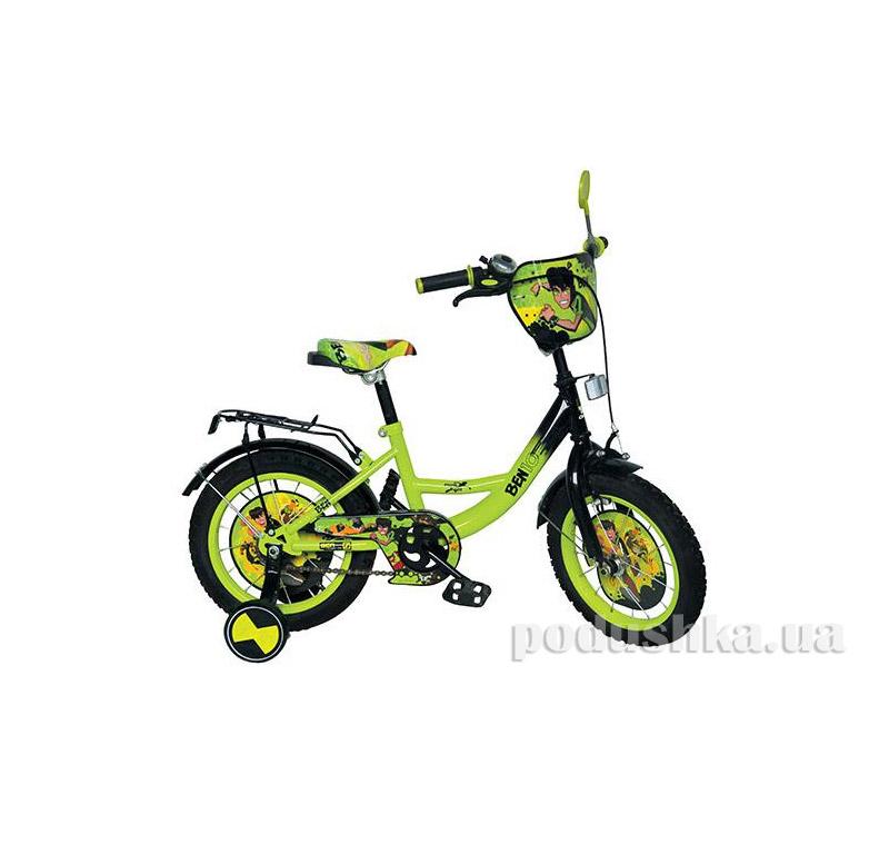 Велосипед Profi Trike 14 BN 0039 Ben 10