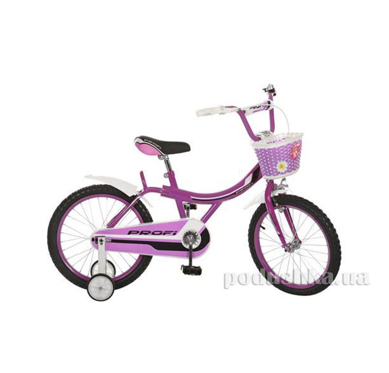 Велосипед Profi Trike 14BX406-1 14 Фуксия