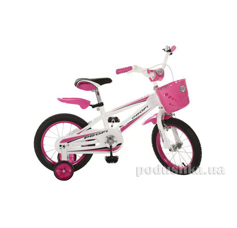 Велосипед Profi Trike 14RB-1 14 Розовый