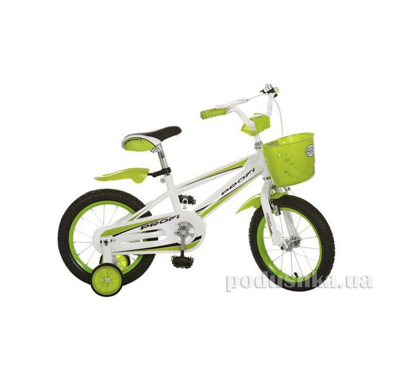 Велосипед Profi Trike 14RB-3 14 Зеленый