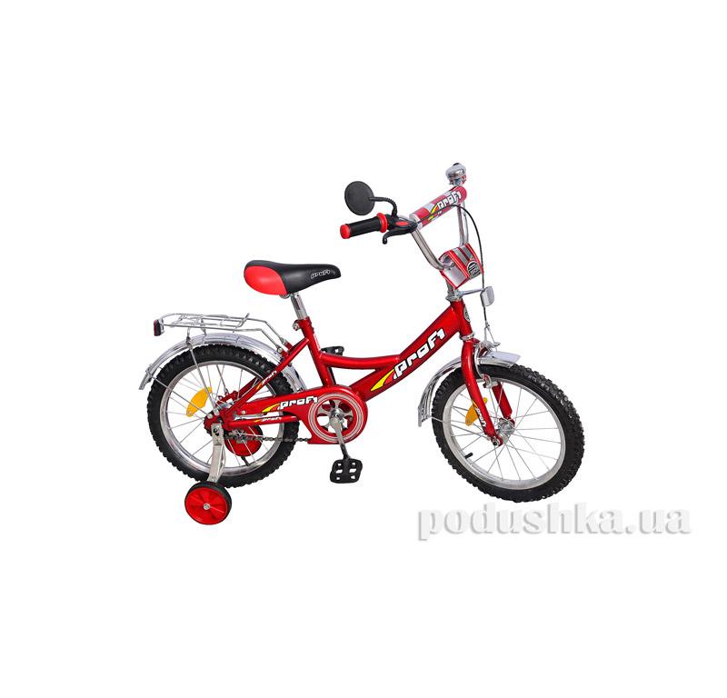 Велосипед Profi Trike 16 P1641 Красный