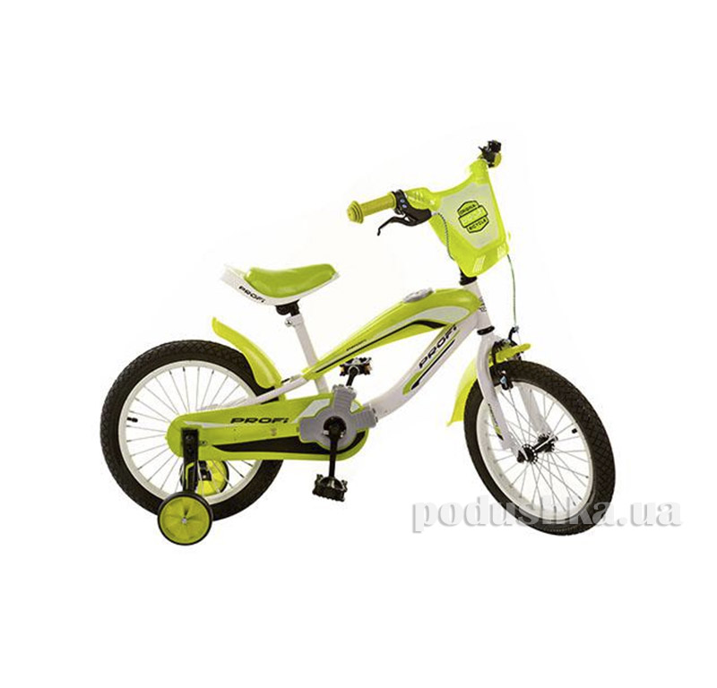 Велосипед Profi Trike 16 SX16-01-4 Зеленый