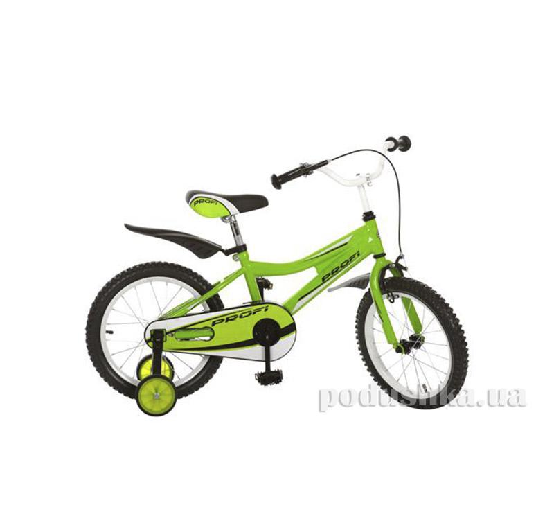 Велосипед Profi Trike 16BA494-3 16 Зеленый
