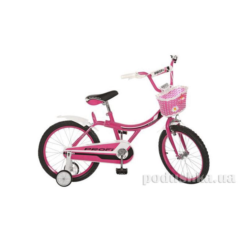Велосипед Profi Trike 16BX406-2 16 Малиновый