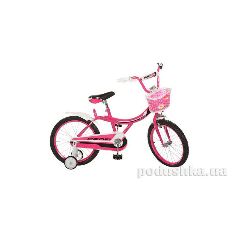 Велосипед Profi Trike 18BX406-2 18 Малиновый