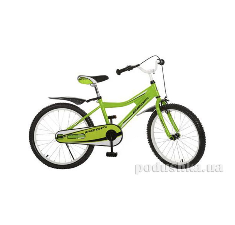 Велосипед Profi Trike 20BA494-3 20 Зеленый