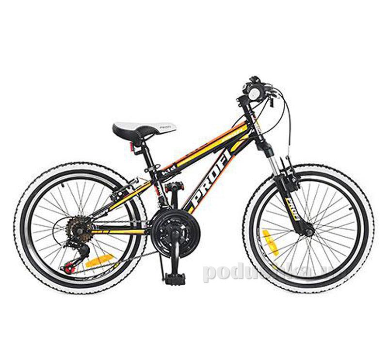 Велосипед Profi Trike G20A315-L1-B 20