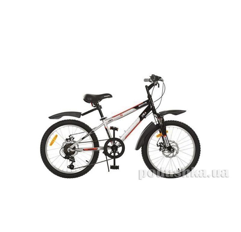 Велосипед Profi Trike G20K421-2 Серо-черный