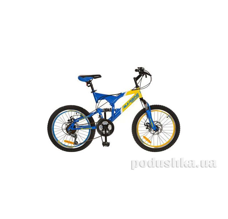 Велосипед Profi Trike G20S226-UKR 20 Ukraine