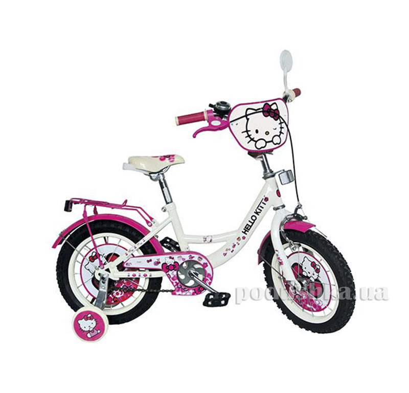 Велосипед Profi Trike HK 0076 18 Hello Kitty