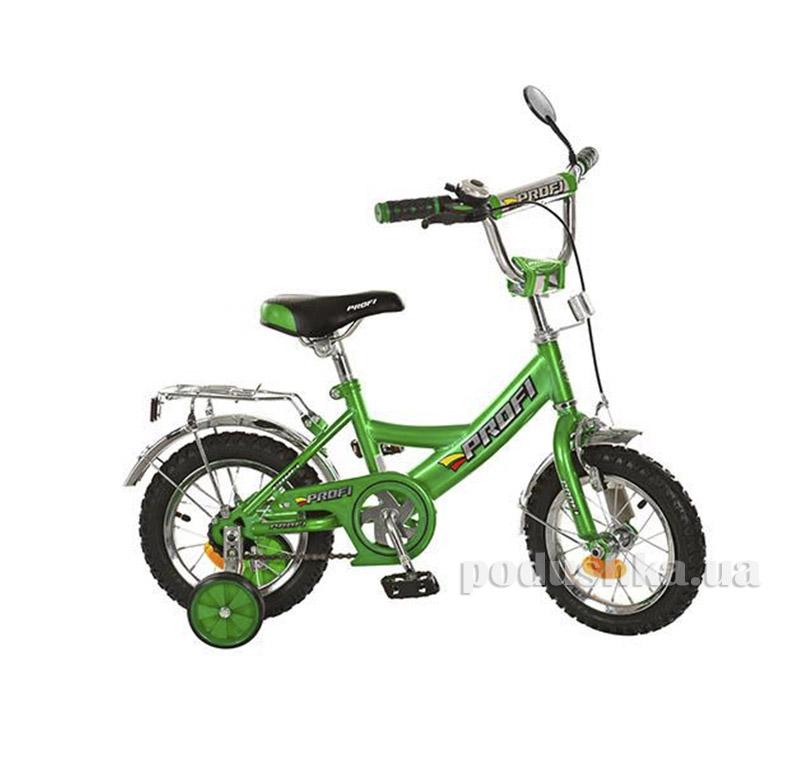 Велосипед Profi Trike P1242A 12 Зеленый