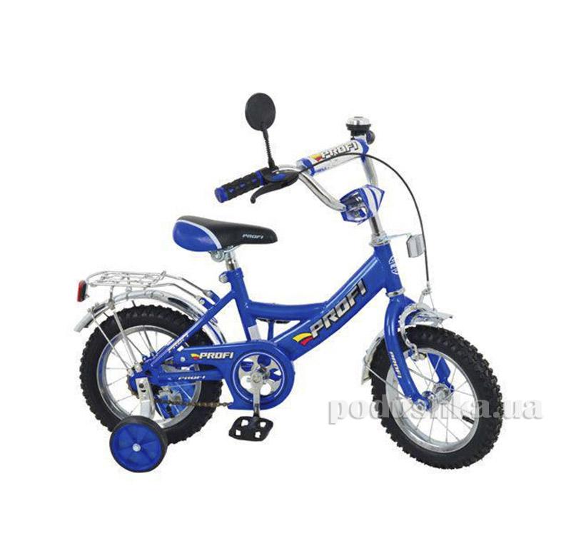Велосипед Profi Trike P1243A 12 Синий