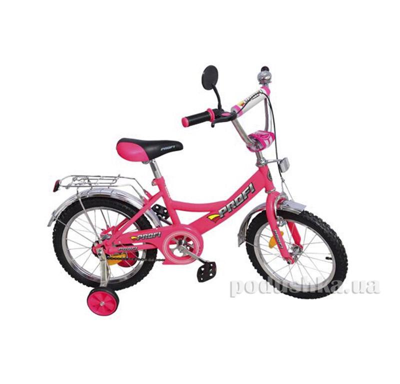 Велосипед Profi Trike P1244A 12 Розовый
