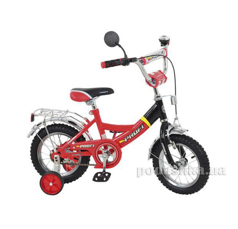 Велосипед Profi Trike P1246A 12 Красно-черный