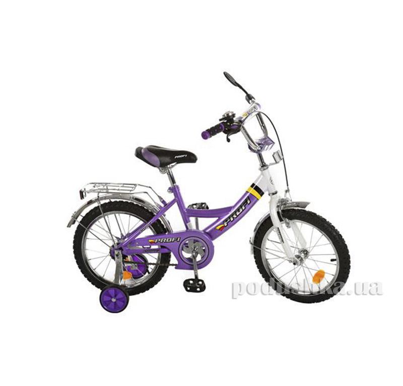 Велосипед Profi Trike P1248A 12 Фиолетовый