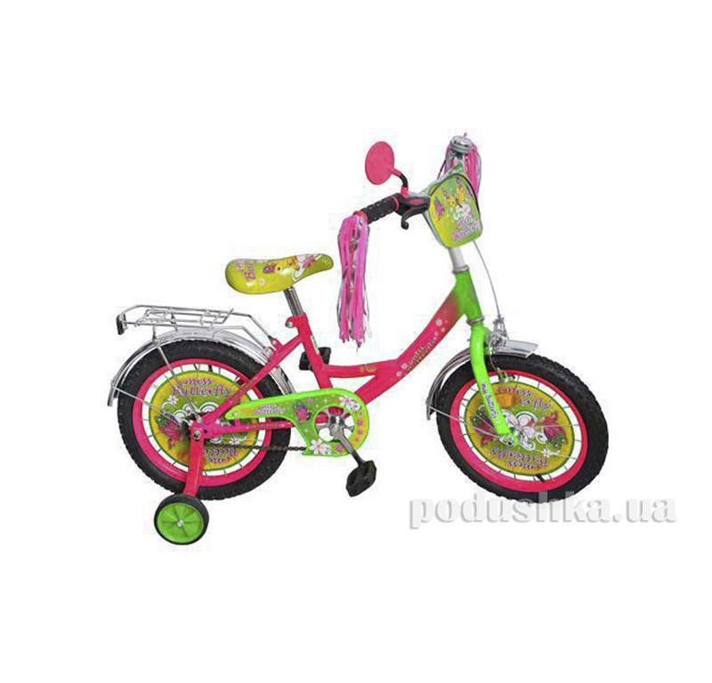 Велосипед Profi Trike P1251F-B 12 Бабочка