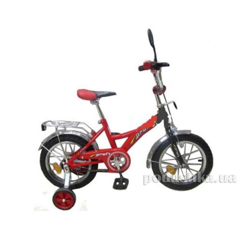 Велосипед Profi Trike P1426 14 Красно-черный